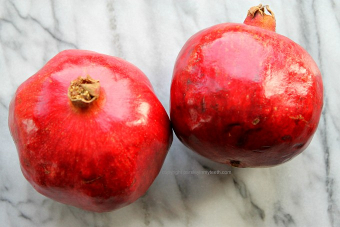 Pointers on Pomegranates