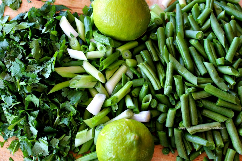 how to cook frozen green beans in boiling water