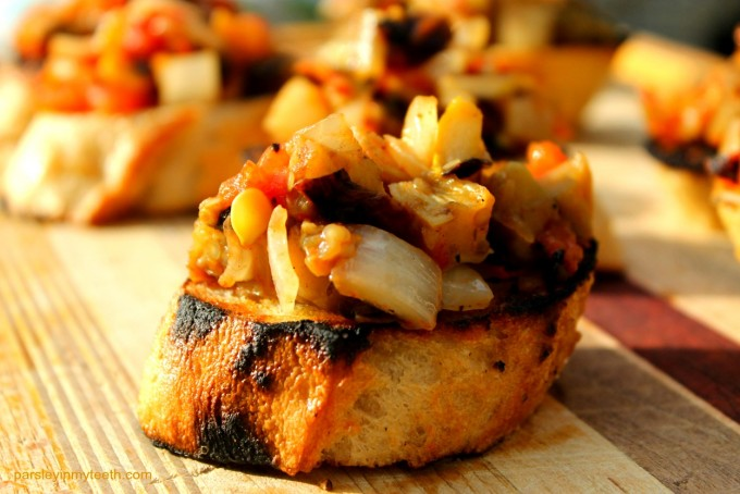 Grilled Bruschetta 6