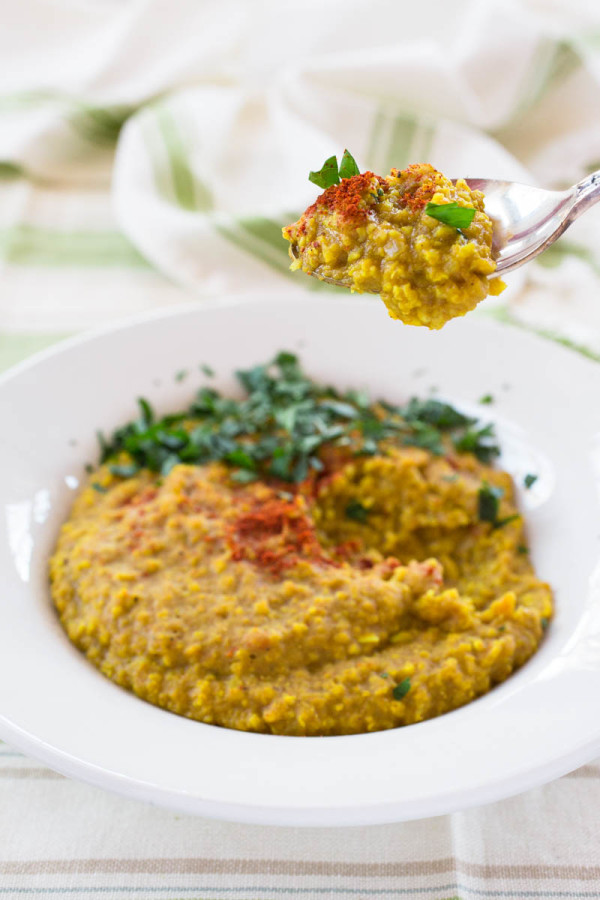 Spiced Lentil & Millet Stew by Parsley In My Teeth 4
