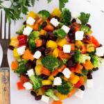 Tri-Color Confetti Salad