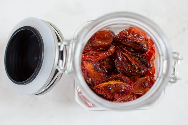 Homemade Sun-Dried Tomatoes by Parsley In My Teeth