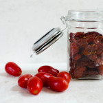 Homemade Sun-Dried Tomatoes