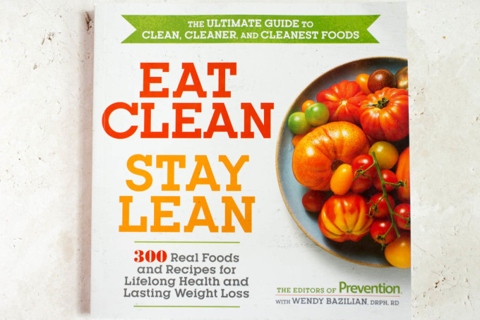 Giveaway - Eat Clean Stay Lean by Rodale Publishing
