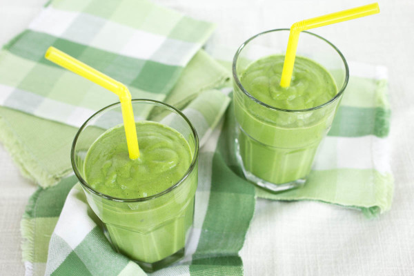 Banana Avocado Amp Spinach Smoothie With Hemp Seed Kitchen
