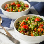Curried Lentil Salad