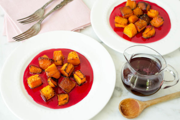 roasted-butternut-squash-with-hibiscus-glaze-parsley-in-my-teeth