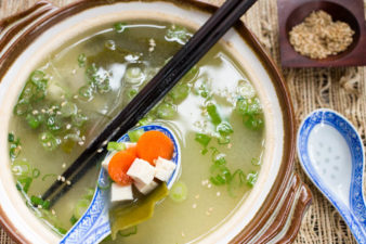 Traditional Miso Soup (because I've been making it all wrong!)